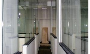 מחיצות זכוכית מעוצבות